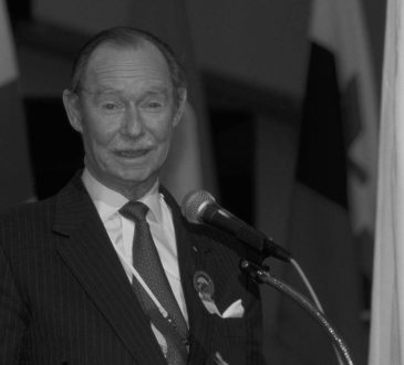 Death of HRH Grand Duke Jean of Luxembourg, IOC Honorary Member
