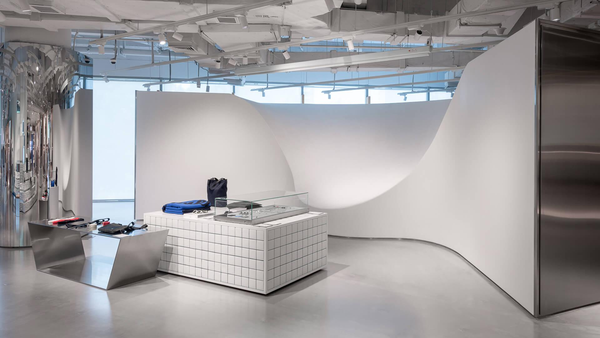 This Shanghai concept store condenses – or, curates – a city inside to attract young urbanites