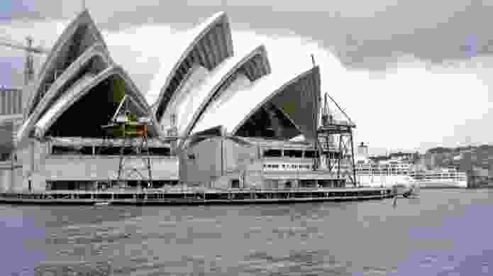 Architect who completed Sydney Opera House added to Australian Dictionary of Biography