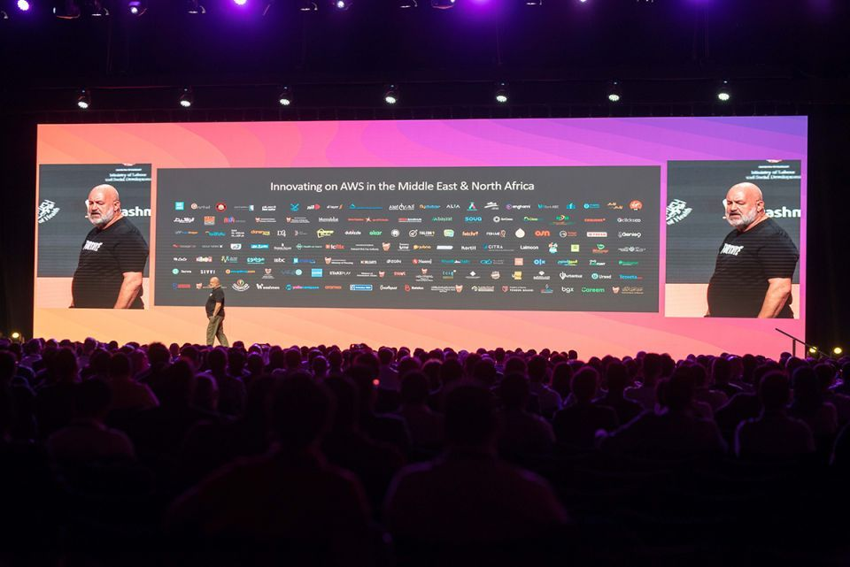 Amazon launches Arabic version of text-to-speech service at Dubai summit