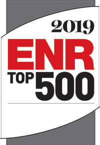 ENR 2019 Top 500 Design Firms