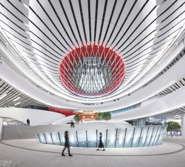 Revery Architecture and Ronald Lu & Partners Reinvent a Classic for Hong Kong's Xiqu Centre