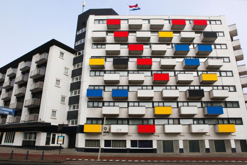 Mondrian Lives On: The Artist's Influence on Architecture & Design