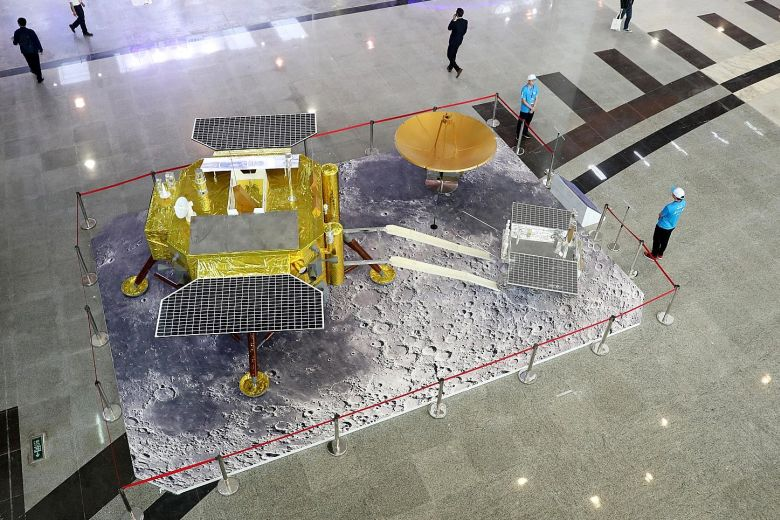 Beijing plans to build moon station within 10 years