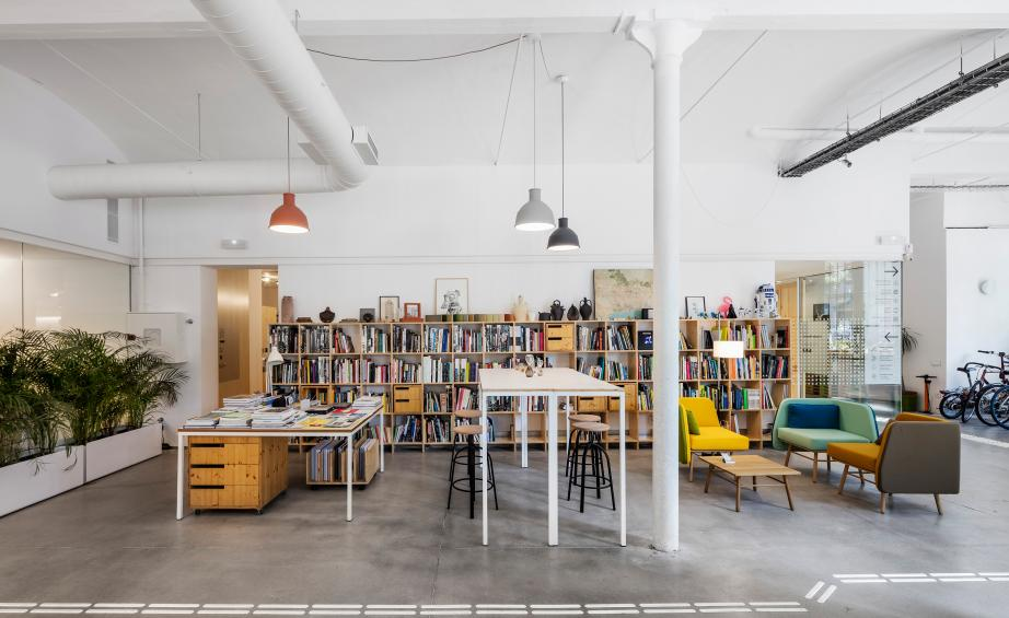 Office design: the latest trends in workspace architecture