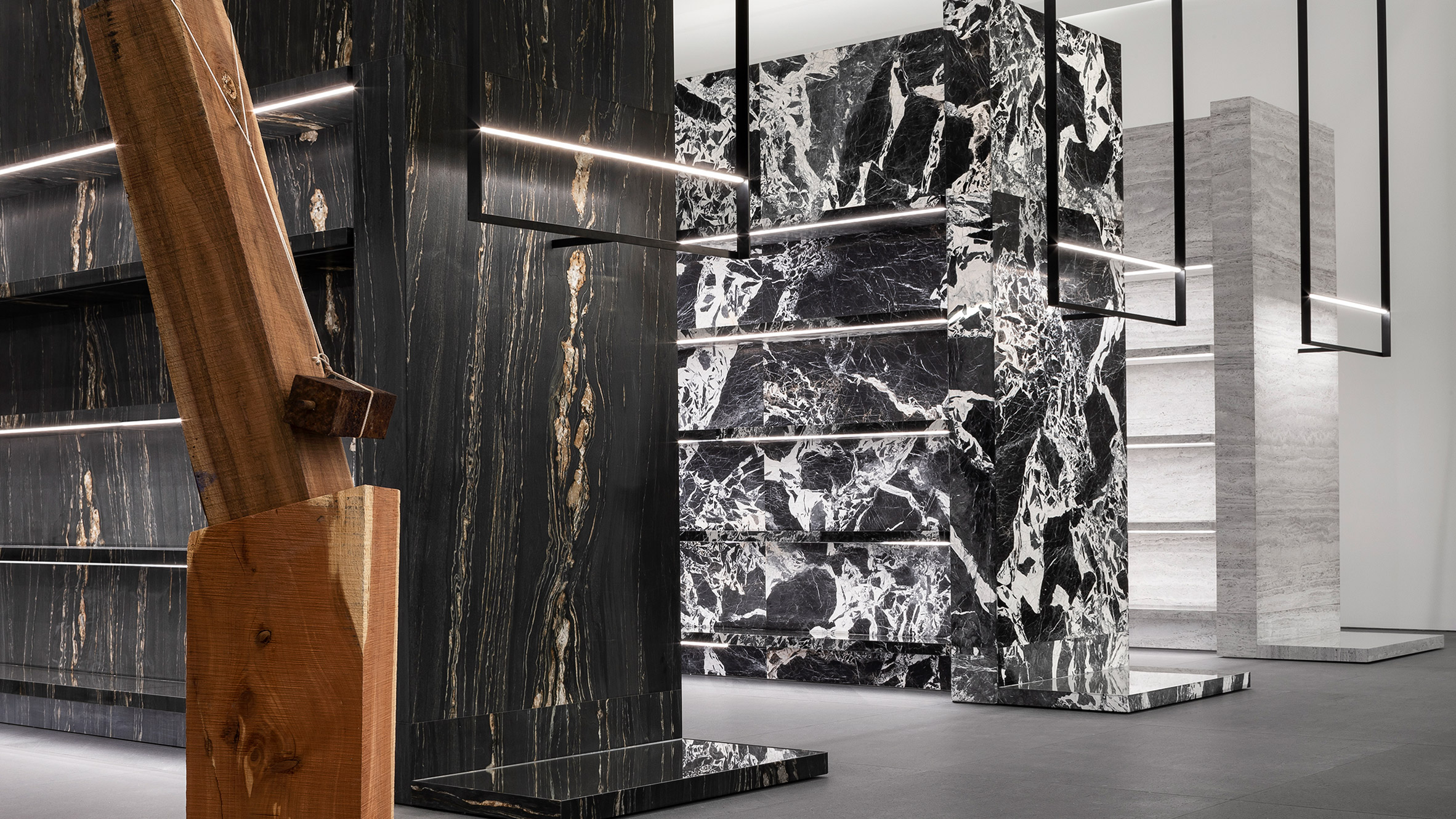 Hedi Slimane carries out interior revamp of global Celine stores