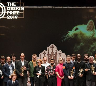 and the winners of THE DESIGN PRIZE 2019 are...