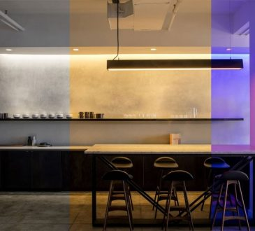 Lighting design inspired by nature promotes well-being