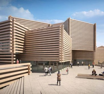 What's next for Kengo Kuma and Associates?
