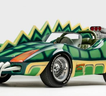 'hollywood dream machines' exhibition traces a history of sci-fi and fantasy cars