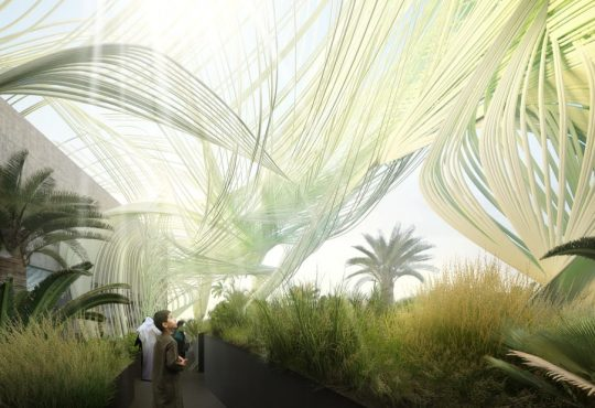 Expo 2020 Dubai plans to bring sustainable architecture home
