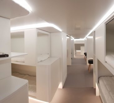 Airplane interiors of the future revealed in 2019 Crystal Cabin Awards