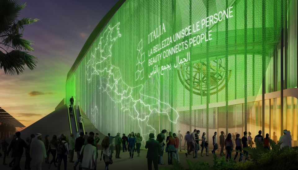 Italy seeks partners to develop pavilion for Dubai Expo 2020