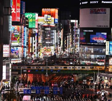 Preparations for 2020 Tokyo Olympics transforming capital into 'global standard' city