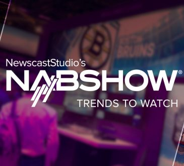 The 5 broadcast trends we're watching at the 2019 NAB Show