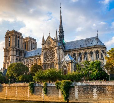 France Is Putting Out an International Call for the Redesign of Notre Dame's Spire