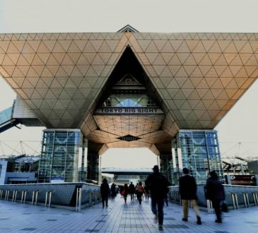Tokyo Big Sight: Experiencing all the hustle and bustle of Japan's biggest convention center before it reports for Olympic duty