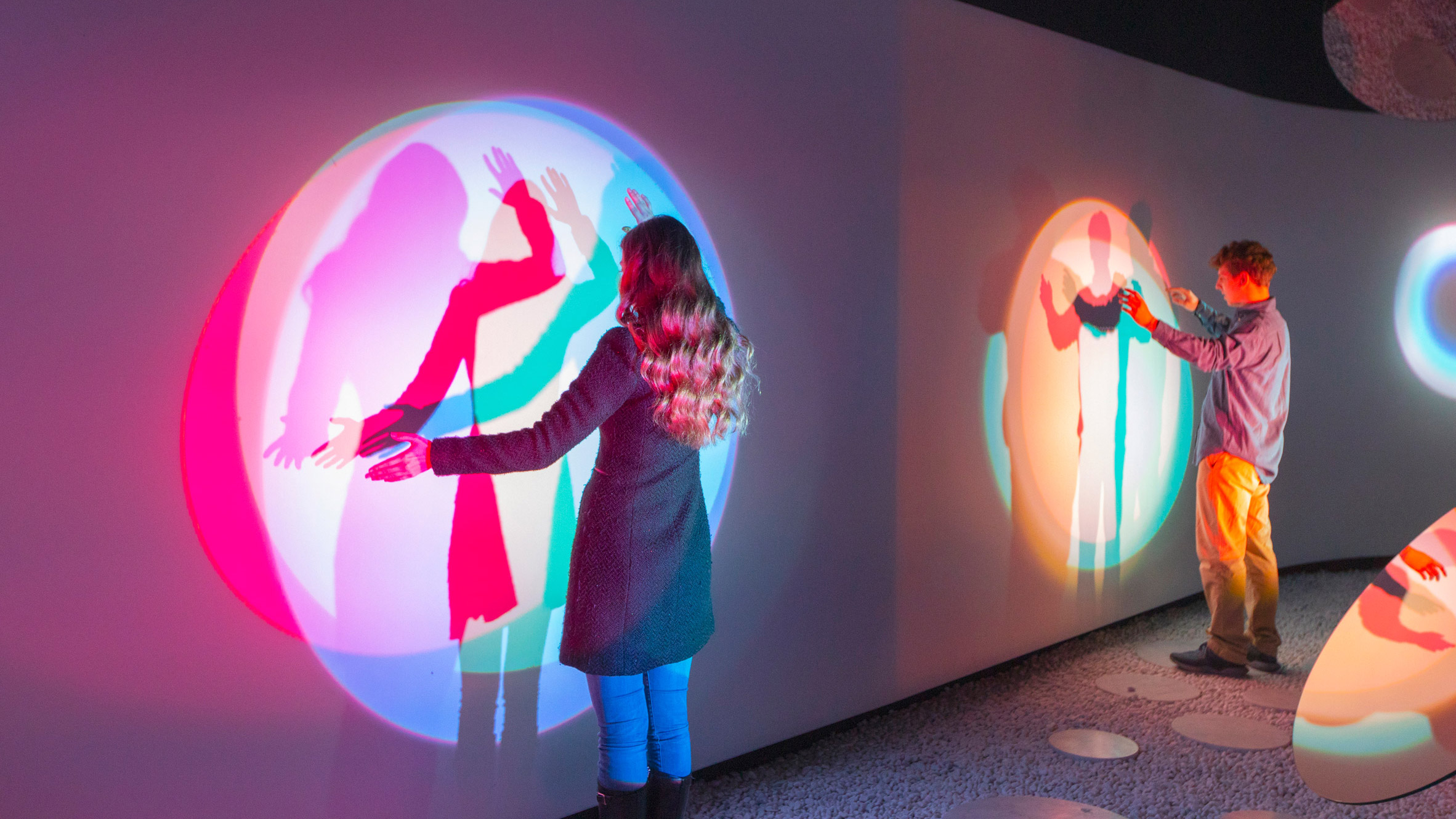 "Samsung's Resonance installation invites visitors to make art with ""everyday behaviours"""