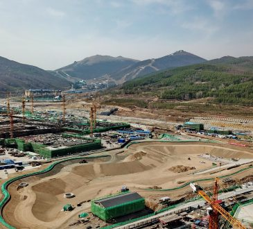 Zhangjiakou Olympic venues to be ready for test events by year-end