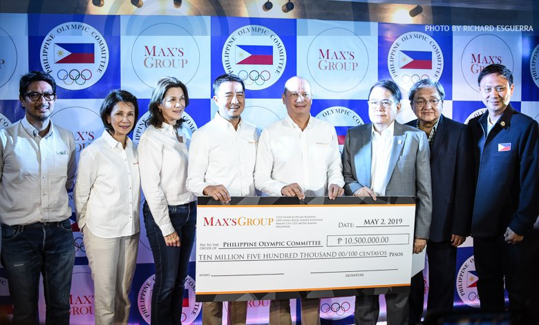 Max's Group forges partnership with POC for 2020 Olympics