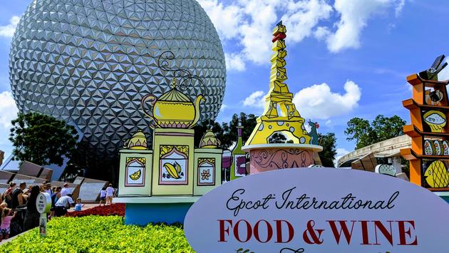 Disney Expands 2019 Epcot International Food & Wine Festival to 87 Days