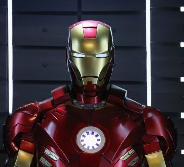 Inside the new Avengers Station exhibition in Las Vegas
