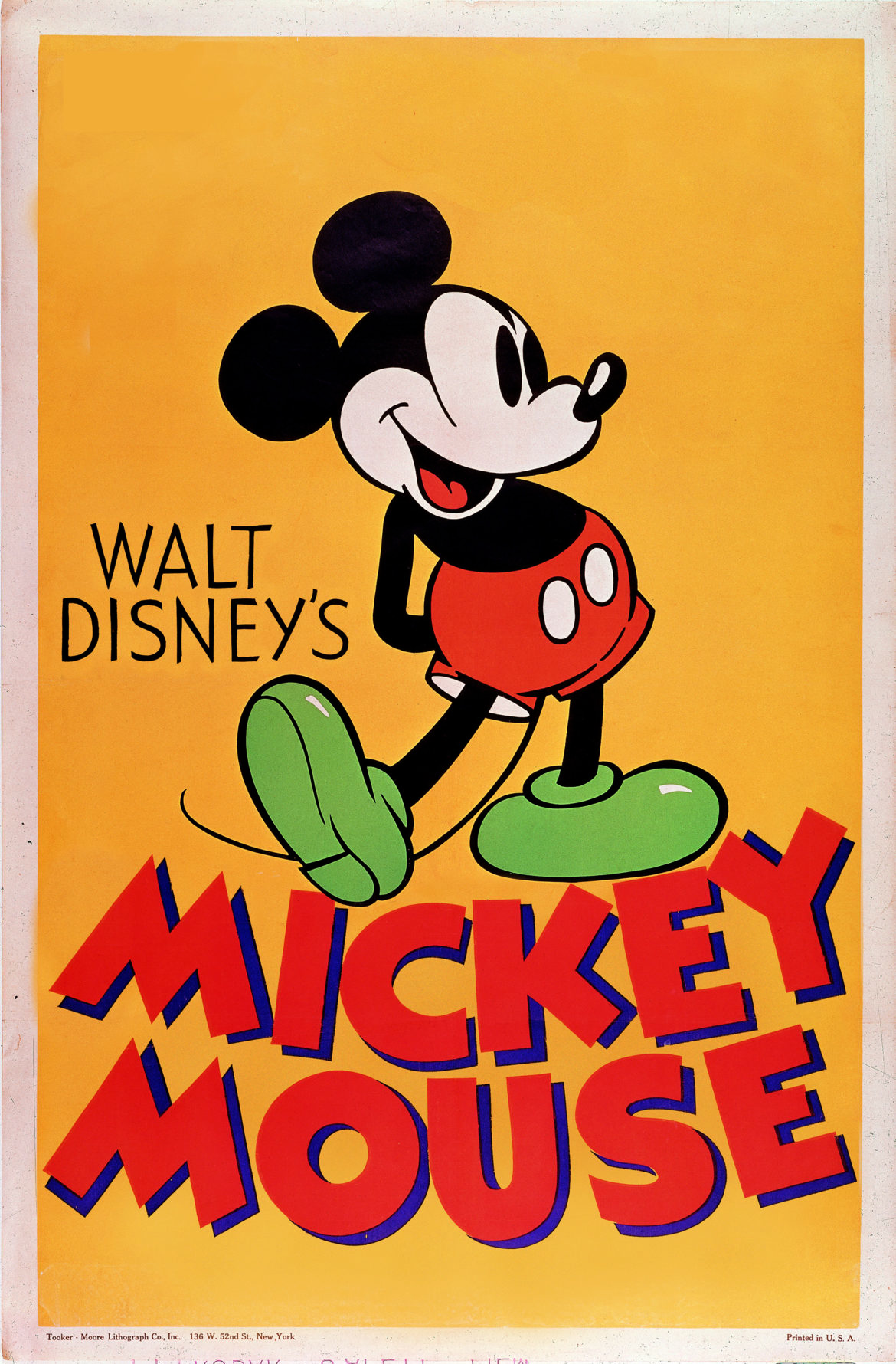 Mickey Mouse Dazzles in new Walt Disney Family Museum Exhibition