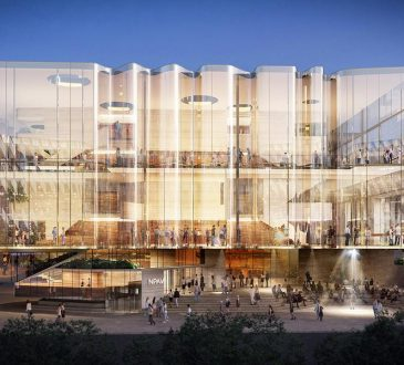 Snøhetta and Blight Rayner selected to design AU$150m theatre in Australia