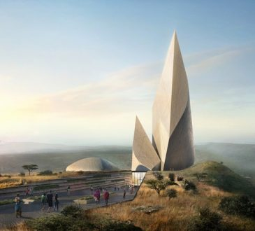 Studio Libeskind Unveils Vision for a Museum for Humankind in Kenya