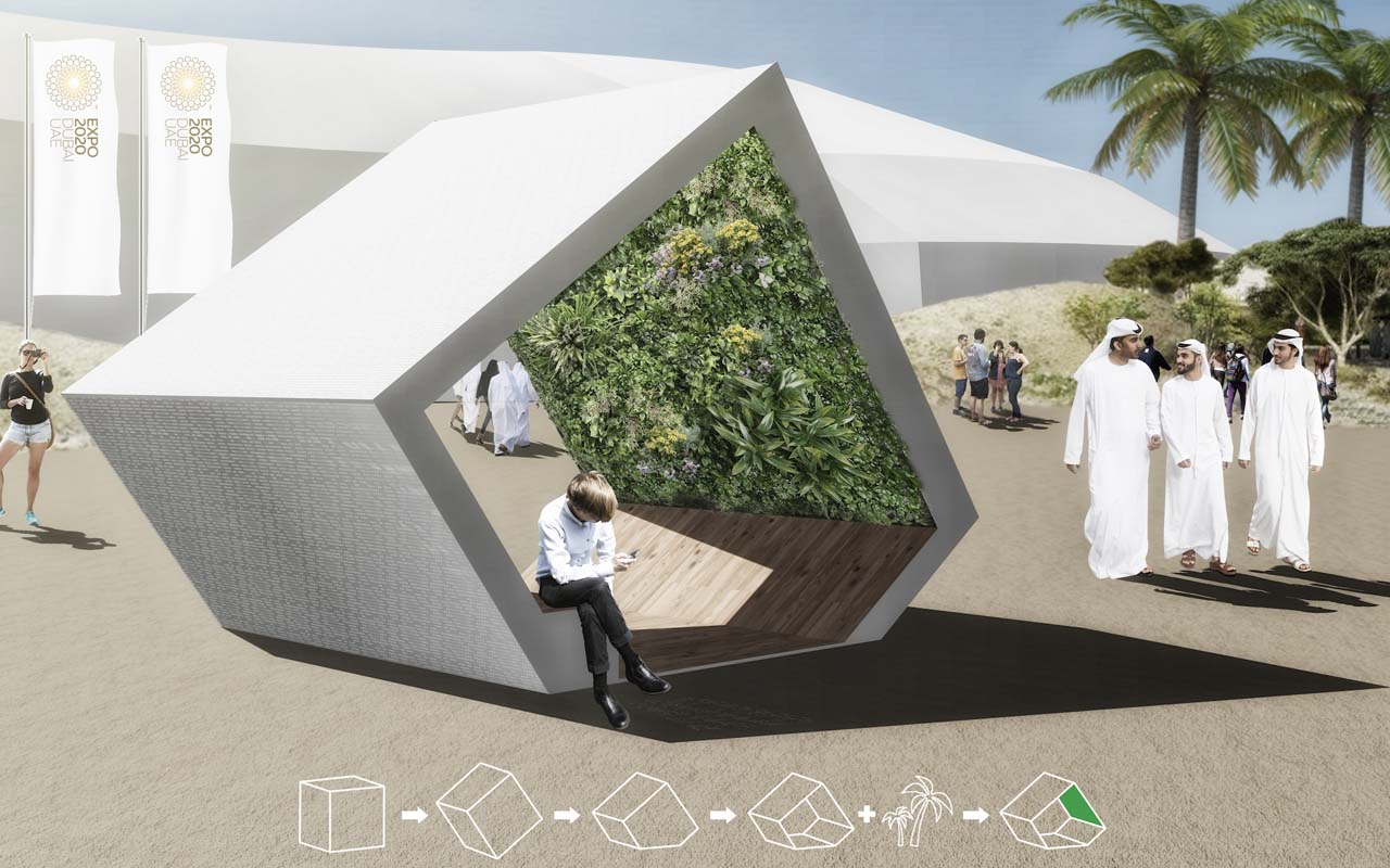 The Winners of the Design Competition Expo 2020 Dubai