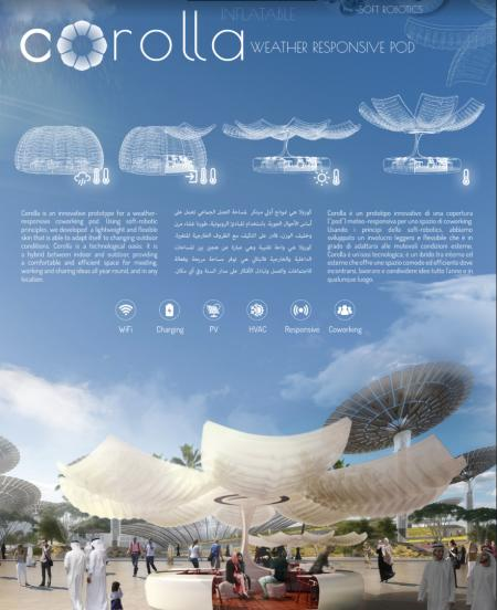 AUS student architecture designs selected for Expo 2020