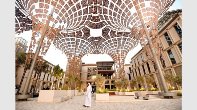 Expo 2020 Dubai will be operationalized in the second quarter of next year