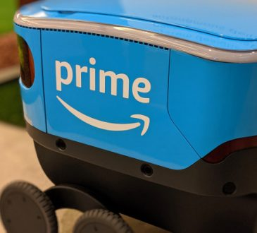 How Amazon's delivery robots will navigate your sidewalk