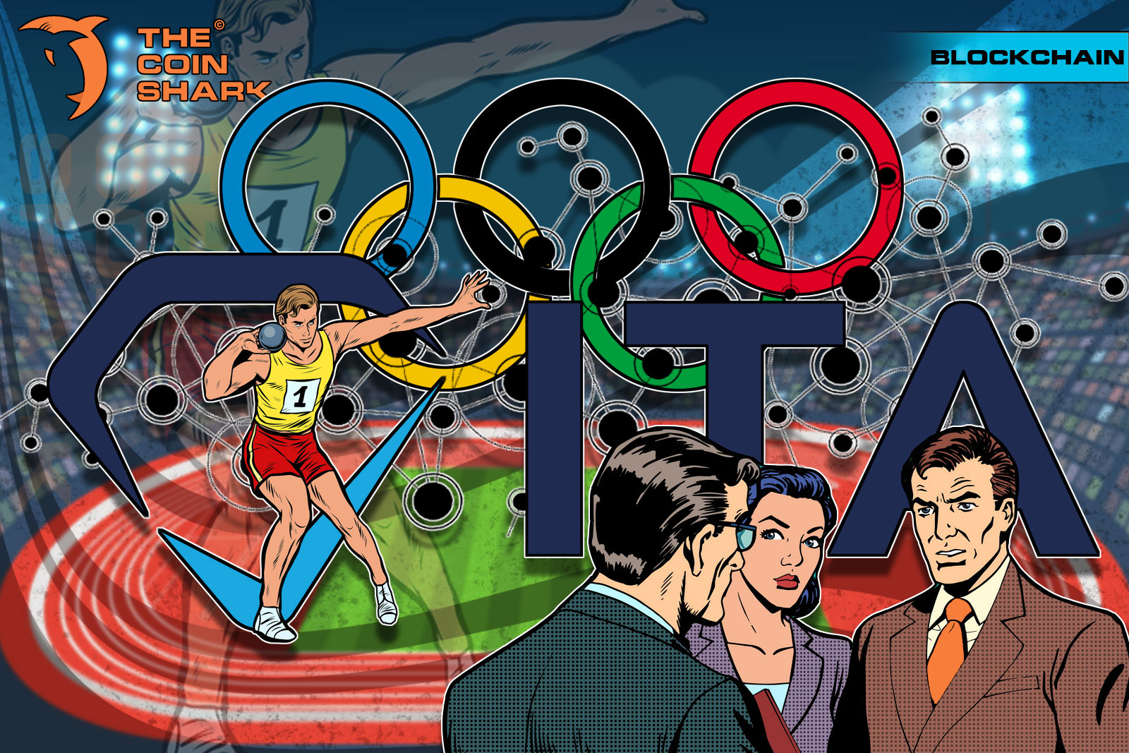 At the 2020 Summer Olympics in Tokyo Blockchain Technology will be Used