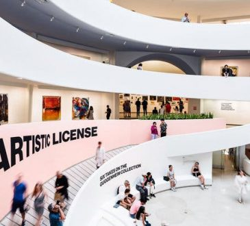 The Guggenheim's Collection, as Seen by Six Art Stars