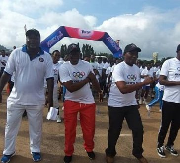 Ghana Celebrates Olympic Day In Style At Koforidua