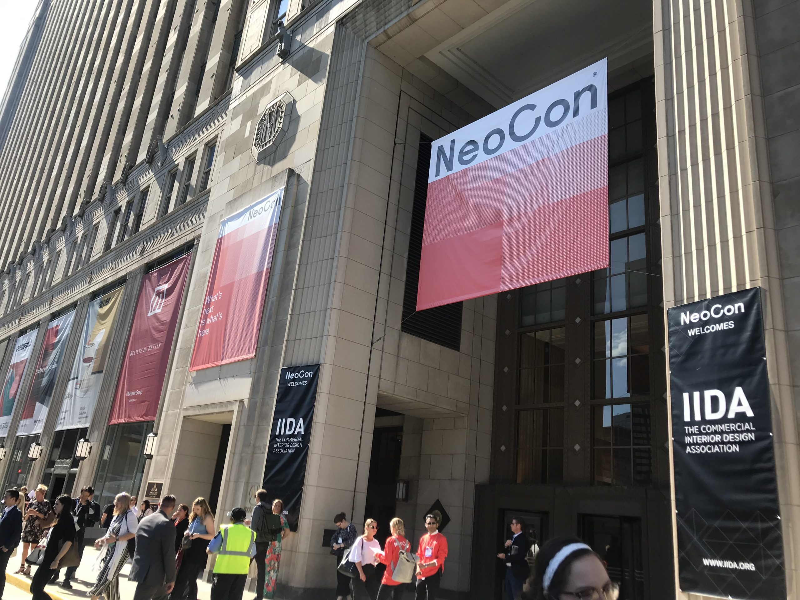 6 Commercial Design Trends from NeoCon 2019