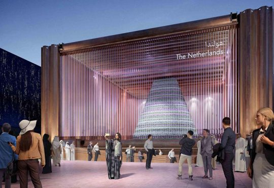 Netherlands to showcase water from air tech at Expo 2020 Dubai