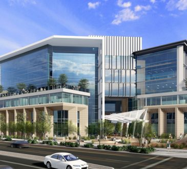 Design for SkySong 6 unveiled as it enters pre-leasing