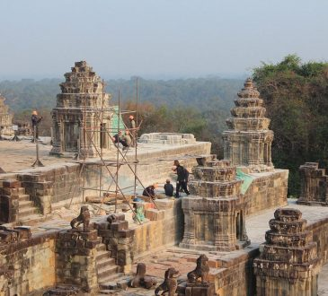 Angkor Archaeological Park: major conservation milestone reached in Cambodia
