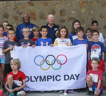 Olympic And Paralympic Community Participation Drives Olympic Day Events In The United States