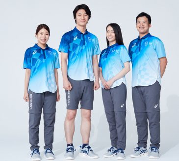 """Field Cast"" and ""City Cast"" uniforms for Tokyo 2020 staff and volunteers unveiled"