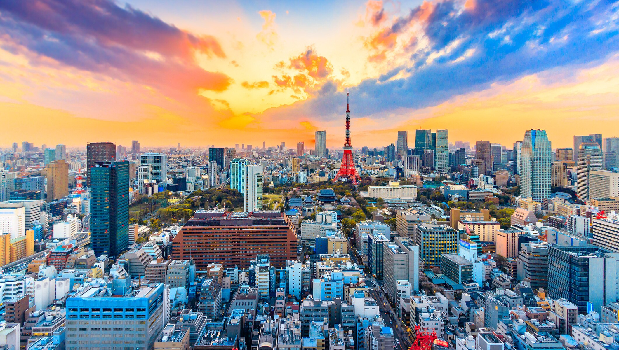 Trailblazing Tokyo looking ahead with dazzling innovation