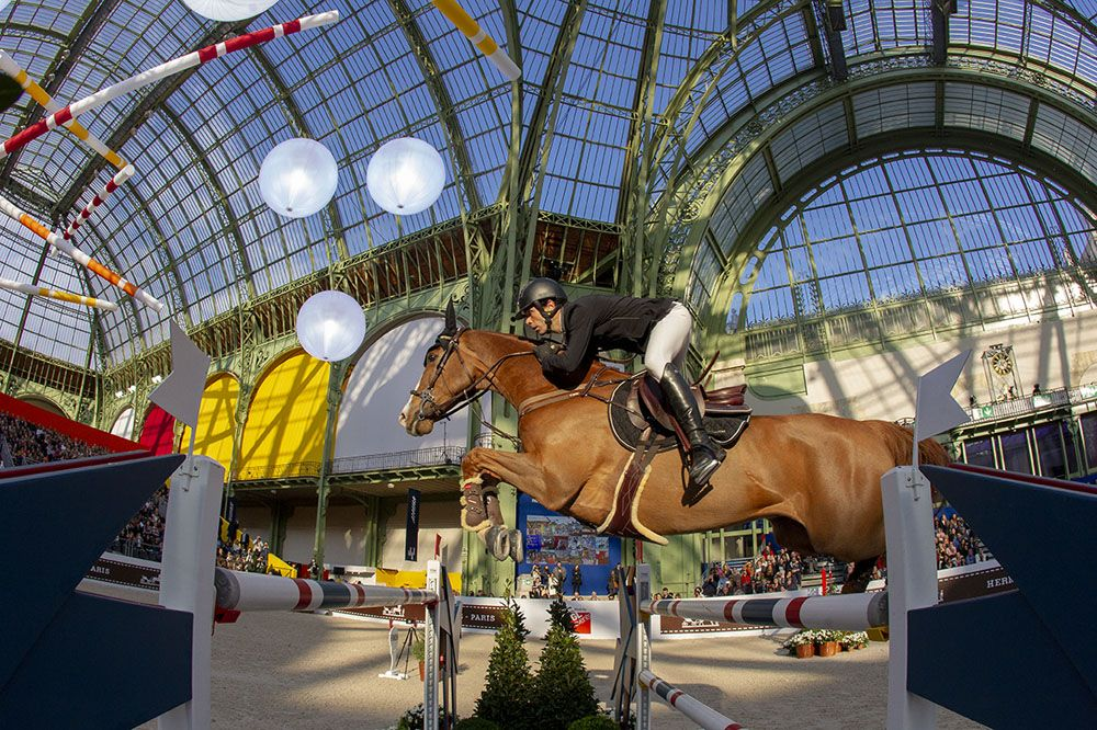 Is Saut Hermès The Most Elegant Show Jumping Event In The World?