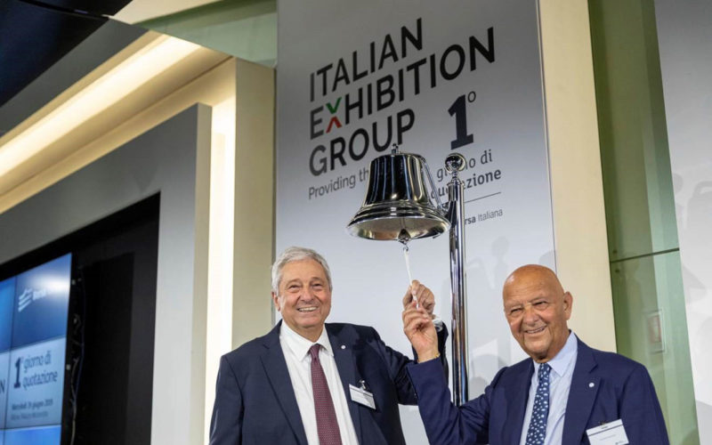 Italian Exhibition Group in €20m Italian stock exchange listing