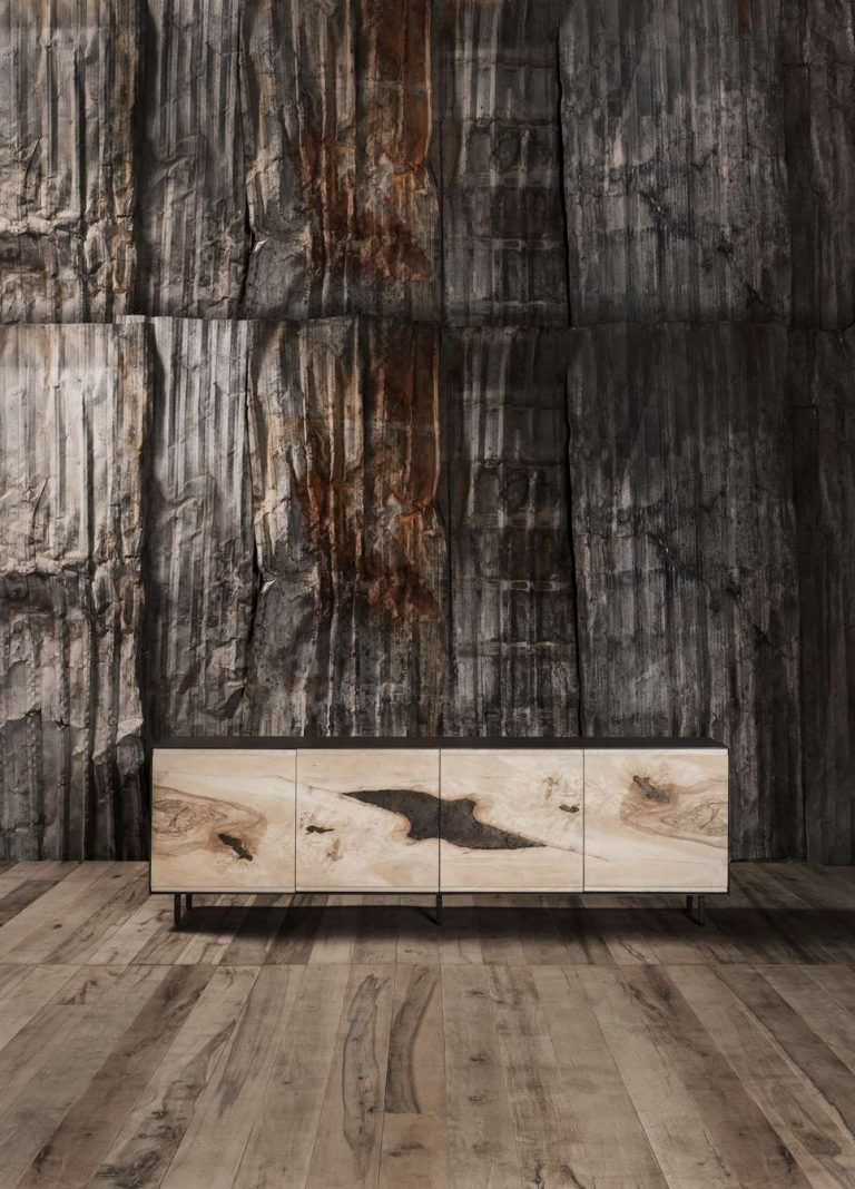 The Infusion Of Nature And Wooden Elements In Design
