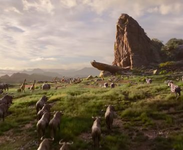 How The Technology Used to Make Jon Favreau's 'The Lion King' Could Change Entertainment As We Know It