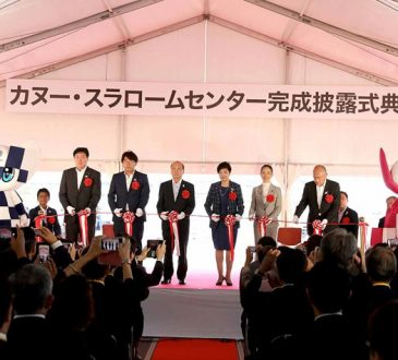 Over 50% Tokyo 2020 venues ready well ahead of time