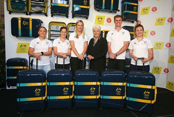 Crumpler Named Official Travel Luggage Partner For The 2020 Australian Olympic Team