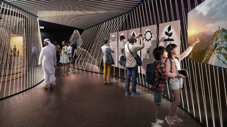 Montenegro to dazzle Expo 2020 Dubai with 'forest of lights'